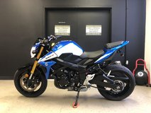 2015 SUZUKI GSX-S750L5 SPORTBIKE UNLEADED GAS in Fort Campbell, Kentucky