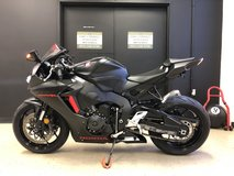 2017 HONDA CBR1000RA SPORTBIKE UNLEADED GAS in Fort Campbell, Kentucky