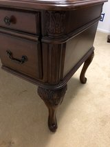 Antique solid wood desk MUST GO in Spring, Texas