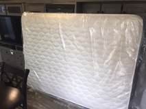 Brand New in Package Queen Mattress in Bolingbrook, Illinois