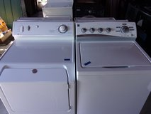 Kenmore Washer With Maytag Dryer in Fort Riley, Kansas