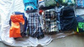 Lot of size 3 toddler ( boy) clothes 78 pcs in Conroe, Texas