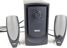 **REDUCED** Dell Zylux A425 Multimedia Speaker System w/ Powered Subwoofer in Fort Campbell, Kentucky