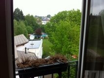 2 houses with 3 garages in Hochspeyer in Ramstein, Germany