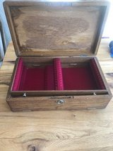 Antique Silverware Display Box in Ramstein, Germany