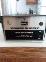 Power supply in Sandwich, Illinois