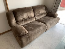 Reclining Couch and Loveseat in Okinawa, Japan