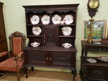 Carved Oak Dresser Free Delivery in Lakenheath, UK