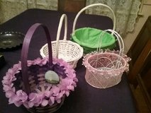 4 Baskets - perfect for Easter in Hopkinsville, Kentucky