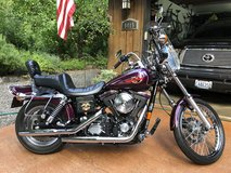 1996 Dyna Wide Glide in Tacoma, Washington