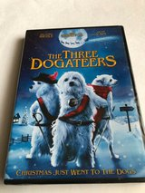 NEW The Three Dogateers DVD in Chicago, Illinois