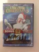 NEW Discover Christmas 2-Disc DVD & CD Set in Chicago, Illinois