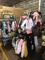 NEW  AFFORDABLE childrens' clothing - Booth #60 @ Warehouse 41 Antiques (upstairs) in Fort Campbell, Kentucky