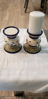 2, temp-tations  candle holders in Conroe, Texas