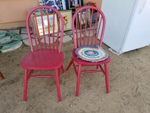 Two Chairs in 29 Palms, California