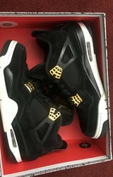 jordan 4s royalty...size 11 mens in Fort Campbell, Kentucky
