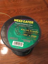 Weed Eater Half Spool Round Trimmer Line (Fits all Brands of Weed Eaters) in Houston, Texas