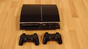 60GB Sony Original PlayStation 3 (CECH-A01 CECHA01) in Stuttgart, GE