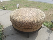 Ex-Large / 4 Seater Gold / Black Tapestry Stool in Fort Campbell, Kentucky