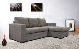 BRAND NEW! URBAN GREY SOFA CHAISE SECTIONAL in Camp Pendleton, California