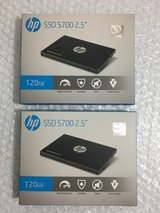 "Brand New 2PCS Original HP SSD S700 2.5"" 120GB SATAIII 3D NAND Internal Solid State Drive in Plainfield, Illinois"