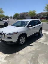 2016 Jeep Cherokee Sport in Camp Pendleton, California
