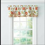 Better Homes & Gardens Jacobean Valance Floral Kitchen Breakfast Curtains in Kingwood, Texas