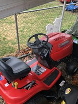 Troy Built riding mower in Fort Riley, Kansas