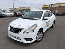 2015 NISSAN VERSA SV SEDAN 4-Cyl 1.6 Liter in Fort Campbell, Kentucky