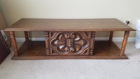 Vintage Side Table and Matching Coffee Table in Naperville, Illinois
