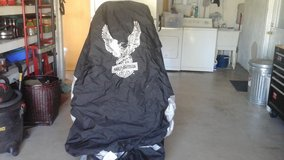 Harley Davidson protective cover in Yucca Valley, California