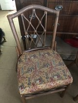 4 MidCentury Bamboo Chairs in Beaufort, South Carolina