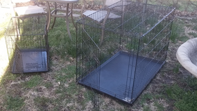 Large And Small Dog Cage in Fort Riley, Kansas