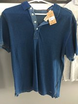 Jeremiah denim polo NWT medium in Naperville, Illinois
