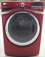 FRONT LOAD WHIRLPOOL HE DUET WASHER- VIOLET in San Diego, California