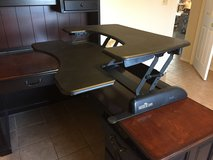 Variable height stand up desk--Price reduced in Alamogordo, New Mexico