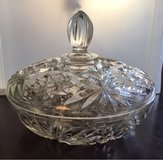 Large Vintage Candy Dish in Bolingbrook, Illinois