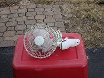 "AIRKING 2 SPEED, 7 1/2 ""  CLAMP ON FAN in Plainfield, Illinois"