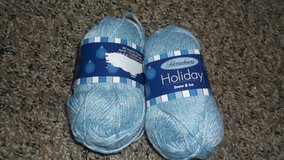blue yarn in Alamogordo, New Mexico
