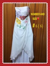"#3""LONG FORMAL DRESSES IN VARIETY AND STYLES* in Okinawa, Japan"