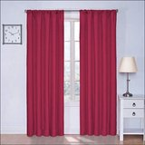 "NEW Eclipse Kids 42"" x 84"" Fuchsia Pink Curtains Thermal Panel Decor Drapes in Kingwood, Texas"