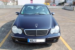90K miles Mercedes C180 Automatic in Ramstein, Germany