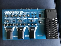 BOSS ME-50 Electric Guitar Multi Effects Pedal in Okinawa, Japan