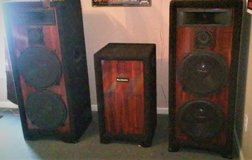 Pro Studio Speakers in Cherry Point, North Carolina