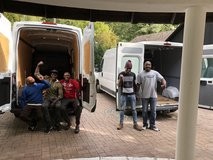 KMC MOVERS AND TRANSPORT PICK UP AND DELIVERY FURNITURE HANDLING in Ramstein, Germany