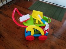 Cleaning Cart Play Set in Fort Campbell, Kentucky