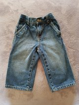 Children's Place Boys Utility Jeans, Size 12-18M in Fort Campbell, Kentucky