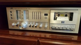 JVC Stereo-Cassette Deck KD-65J Serial No. 13345345 in Naperville, Illinois