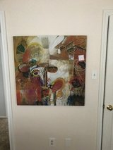 Wall art, moving sale in Baytown, Texas