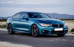 2020 BMW 430 Gran Coupe M Sport Promo in Ramstein, Germany